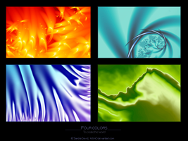 Four Colors by kittin0