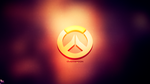 Overwatch Logo Wallpaper by Paulikaiser