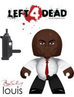 Louis Left 4 Dead Mighty Mugg by Reysdf