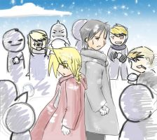 surrounded    FMA by jinyjin