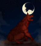 wolf by pungafruit