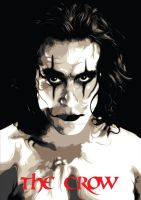 The Crow - Eric Draven by predator-fan