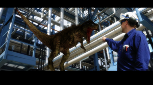 MMD Newcomer Acrocanthosaurus by Valforwing