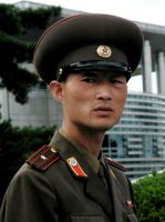 Pyongyang Guard by ShitAllOverHumanity
