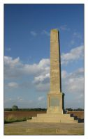 Long Marston Monument by sicklittlemonkey