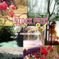 Stock Pack. by EmineKaraaslan
