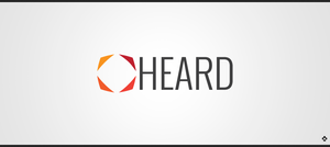 HEARD Logo by Toas7y