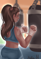 Boxer by MyLittleCutieCat