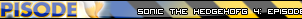 Sonic 4 EP II Signature Thing by Xyno76