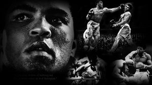 Muhammad Ali - Wallpaper 1920 x 1080 by Angelus23