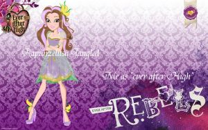 Ever After High. Me . by RapunzelitsaTangled