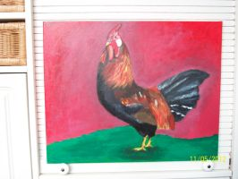 Rooster by MajorasWaker