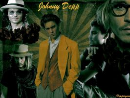 Johnny Depp - Wonderful by Depporgeus
