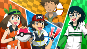 PKMN V - Advanced Generation All-out Attack 1.4.1 by Blue90