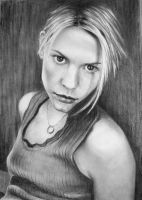 claire danes by makebelief