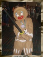 Gingerman ConnectiCon 2007 by Fallensbane