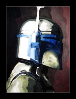 Jango Fett by Salvationalizm