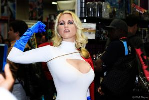 Azpg Sdcc by AzPowergirl