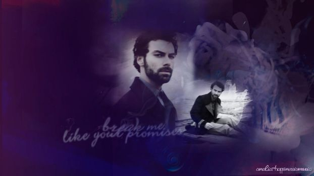 Aidan Turner wallpaper 7 by HappinessIsMusic