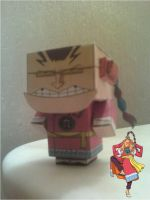 Scratchmen Apoo Cubee Finished by rubenimus21