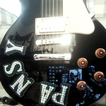 Pansy My Black Les Paul Epiphone by CloudpawLikesACookie