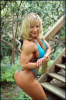Michelle Burdick 2 by FbbFan1