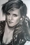 Emma watson by Cr1msonCloud