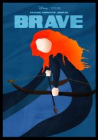 BRAVE (2012) by JSWoodhams