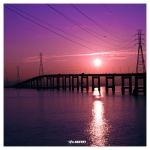 Day 10 - Project 366 - San Mateo Bridge. by TopherGentry
