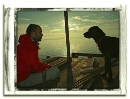 A dogs best friend by mariaper