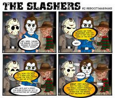 The Slashers 2 by crashdummie