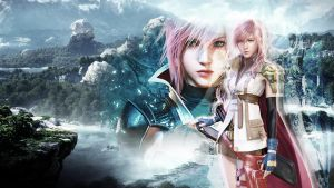 Final Fantasy XIII Lightning Wallpaper by DaRkLmX