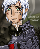 Fenris - Rescued by Prince-in-Disguise
