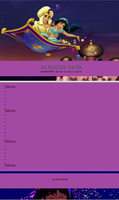Aladdin Journal Skin by Kaoru-Hitachiinn