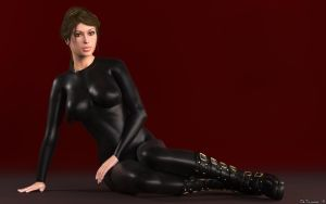 Catsuit by DeT0mass0