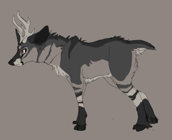 Dark Deer Design -CO- by MBPanther