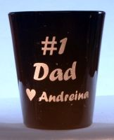 Personalized Engraved Glass by adam171