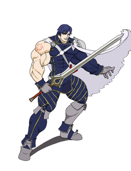It's Chrom time by chocomus