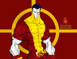 COLOSSUS by BronxArtist