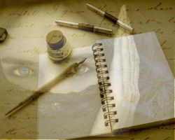 writing of you by evan4ever