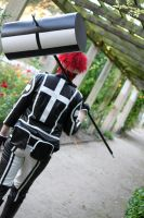 DGM: Lavi - I Fight Alone by SneakyNyx