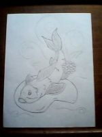 koi WIP part 2 by groverismypuppy