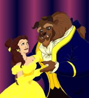 Tale As Old As Time by ALS123