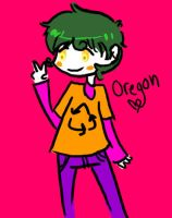 Oregon revised cuz im a dildo by pinkfizzypops