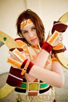 Dynasty Warriors: Sun Shang Xiang by Quail-Chick