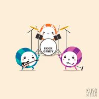 Rock Candy by kusodesign