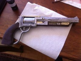 Paddywhacker Hand Cannon (Bioshock Infinite) by Mad78
