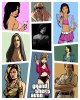 GTA Girls by flyingfiesta