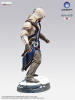 Connor - Assassin's creed III by attakuscollection