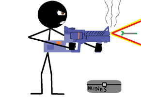 master of mine launcher by RagingBullet